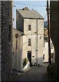 SX2553 : Tower House, Looe by Derek Harper