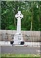NU0049 : Scremerston War Memorial by N Chadwick