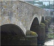 SX2553 : East Looe Bridge by Derek Harper