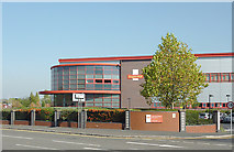 SO9298 : North West Midlands Mail Centre, Wolverhampton by Roger  Kidd