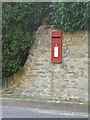 SY4691 : Bothenhampton: postbox № DT6 67, Burton Road by Chris Downer