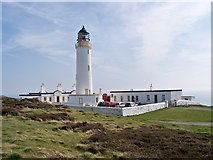 NX1530 : Mull Of Galloway Lighthouse by James T M Towill