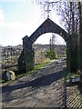 NO1459 : Arched Gateway by Maigheach-gheal