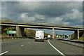 SK8344 : A1 - bridge at Long Bennington by Robin Webster