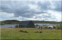 NB1536 : Breacleit church and war memorial by Rob Farrow