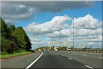 SE4339 : A1(M) northbound by Robin Webster