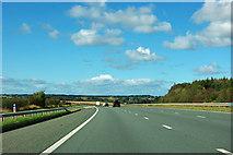SE4045 : A1(M) northbound by Robin Webster