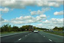 SE3867 : A1(M) northbound by Robin Webster