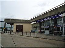 TQ0975 : Hatton Cross underground station by Stacey Harris
