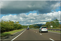 SE4481 : Passing from the A168 to the A19 by Robin Webster