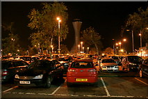 NT1473 : Short stay car park at Edinburgh Airport by Mike Pennington