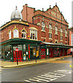 SE3220 : Theatre Royal, Wakefield (1894) by Julian Osley