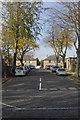 NJ9204 : Looking down Ruthrieston Place, Aberdeen by Bill Harrison