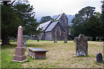 NY3916 : St Patrick's Church, Patterdale - an Anglican Methodist church by Ian Greig