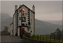 NY3915 : The White Lion at Patterdale by Ian Greig