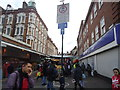 TQ3175 : Electric Avenue, Brixton by Stacey Harris