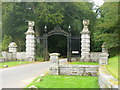 NJ7509 : Gateway at Dunecht by Colin Smith