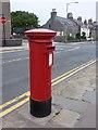 HU4741 : Lerwick: postbox № ZE1 11, Market Street by Chris Downer
