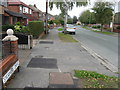 SJ3974 : Sycamore Drive, Whitbyheath by Alex McGregor