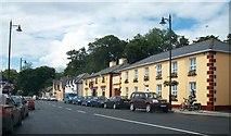 N7382 : Main Street, Moynalty by Eric Jones
