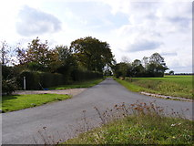 TM3173 : Cratfield Lane by Adrian Cable