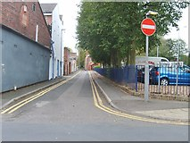 SO9596 : Caledonia Street by Gordon Griffiths