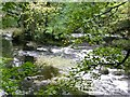 NS3705 : Water of Girvan, Straiton by Humphrey Bolton