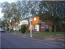 TQ2495 : Houses on Mayhill Road, Barnet by David Howard