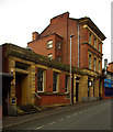 SE3320 : Former post office, Market Street, Wakefield by Julian Osley