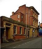 SE3320 : Former post office, Market Street, Wakefield by Julian Osley