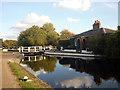 TQ1479 : Asylum Lock, Grand Union Canal, Hanwell by Jim Osley