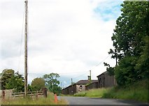N5776 : Farm buildings at Newtown by Eric Jones