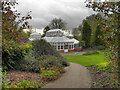 SD9303 : The Conservatory, Alexandra Park by David Dixon