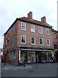 SK7954 : Antique shop on Castlegate, Newark by JThomas
