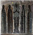 TQ6292 : St Nicholas, Ingrave - Brass by John Salmon