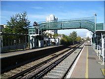 TQ2976 : Wandsworth Road station by Marathon
