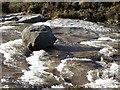 NR9248 : Abhainn Mòr by Richard Webb