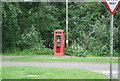 TQ0639 : Telephone box by N Chadwick