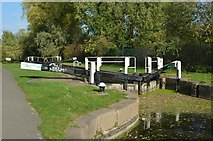 SK5702 : St Mary's Lock, Leicester by Ashley Dace
