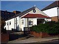 TQ1969 : Burritt Gospel Hall, Norbiton by Julian Osley