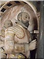 TA1311 : Sir William Pelham, Memorial, Brocklesby Church by J.Hannan-Briggs