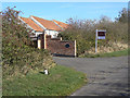SK6332 : Wolds Farm Cottages by Alan Murray-Rust