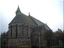 NO8785 : Apse of St James the Great, Stonehaven by Stanley Howe