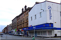 NS2776 : Smiths on West Blackhall Street by Thomas Nugent