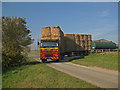 TA0016 : Transporting Miscanthus Bales by David Wright