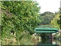 SK6981 : New ECML railway bridge over the Chesterfield Canal by Christine Johnstone