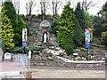 NS7758 : Carfin Lourdes Grotto by Richard Webb