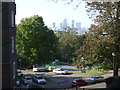 TQ4177 : Estate with a view, Charlton by Malc McDonald