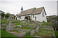 SW7818 : St Peter's Church, Coverack by Ian Capper