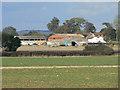 SK6336 : Peashill Farm by Alan Murray-Rust